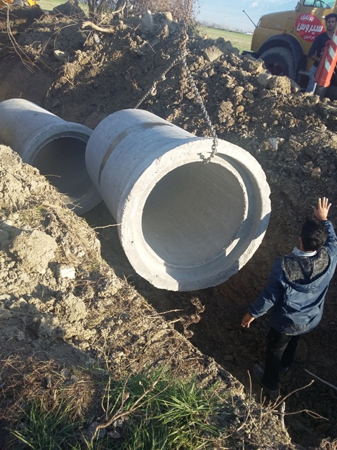 ۲۰۱۶۰۲۰۶ ۱۵۵۴۱۷ آبگیری آب بندان شهید روحانی فرد کردکوی بعد از ۳۵ سال شمسی