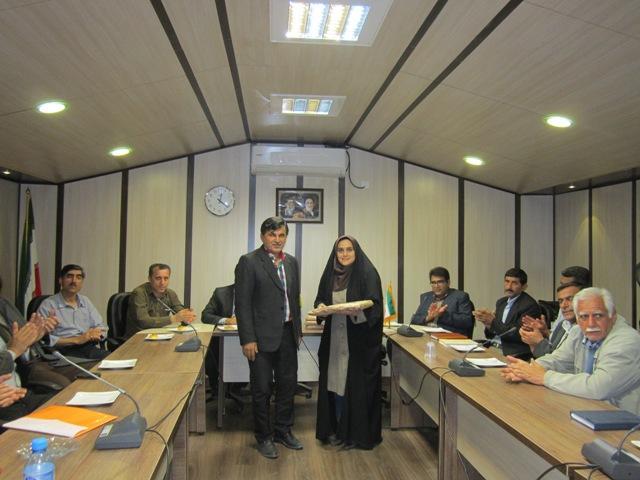 IMG 0942 آیین بزرگداشت مقام معلم در مرکز آموزشی شهید روحانی فرد کردکوی استان گلستان