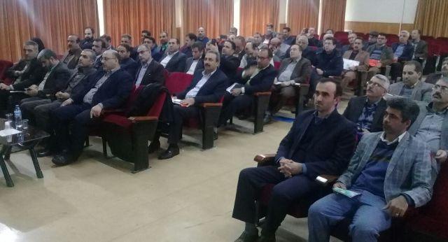 N9711091 برگزاری دوره آموزشی ملی مدیران جهاد کشاورزی در واحد آموزش شهید روحانی فرد شهرستان کردکوی