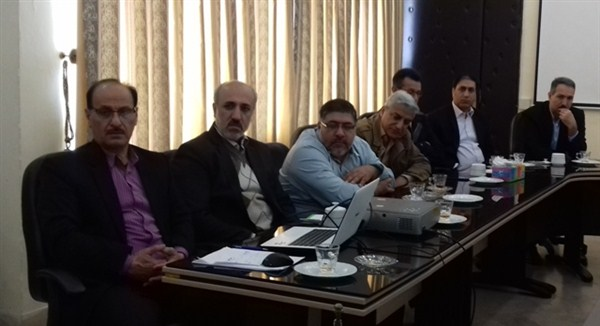 N9801071B برگزاری جلسه شورای پژوهشی مرکز گلستان در خصوص بررسی مباحث پژوهشی مرتبط با کنترل سیلاب با حضور دکتر زارع دست يار پژوهشی نهاد تحقیقات
