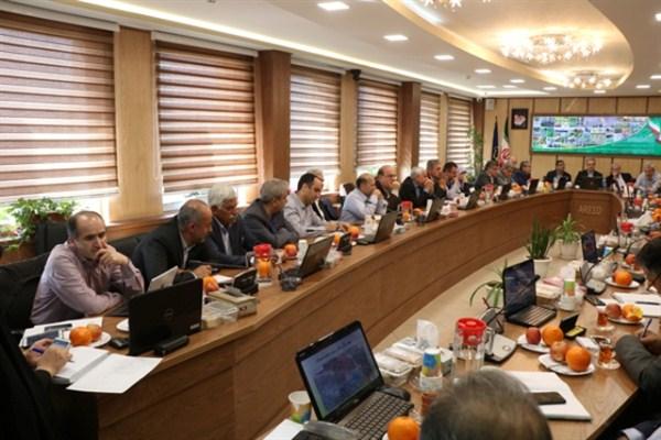 N9801261B ارایه نقل از تحلیلی سیل استان توسط رییس مرکز تحقیقات و همچنين آموزش گلستان در جلسه شورای تحقیقات نهاد تحقیقات آموزش و همچنين ترویج کشاورزی