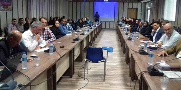 N9805202B برگزاری دوره آموزشی مدیران کنترل کیفیت محصولات کشاورزی در مرکز تحقیقات و همچنين آموزش گلستان