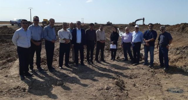 N9807132B برنامه جذاب و جالب و خوب ریزی و همچنين آغاز فرآیندهای اجرایی برگزاری «اولین کنفرانس زهکشی و همچنين بهسازی اراضی ایران» در استان گلستان