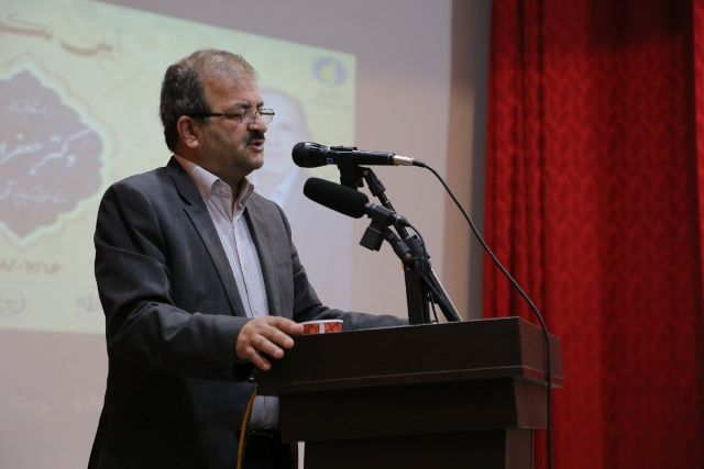 N9807242F آیین نکوداشت پروفسور جعفر ارشاد استاد سرآمد گیاه پزشکی برگزار شد