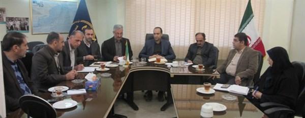 N9810181C برگزاری جلسه کمیته اقتصادی مرکز با موضوع بهره بري و استفاده از دانش فنی محققین برای درآمدزایی در مرکز تحقیقات و همچنين آموزش کشاورزی گلستان