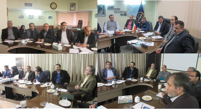 N9811134B برگزاری جلسه شورای تحقیقات، آموزش و همچنين ترویج کشاورزی استان در مرکز تحقیقات و همچنين آموزش گلستان