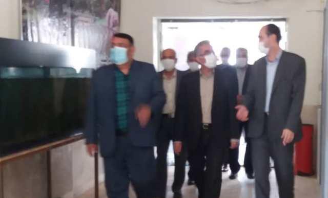 N9905261D برگزاریآیین عقد تفاهم نامه سه جانبه همکاری و همچنين افتتاح هنرستان کشاورزیدر واحد آموزشی شهید روحانی فرد کردکوی