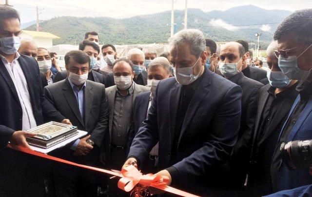 %name حضور دکتر خاوازیوزیر جهاد کشاورزی در استان گلستان و همچنين افتتاح متمرکز پروژه های هفته حکومت