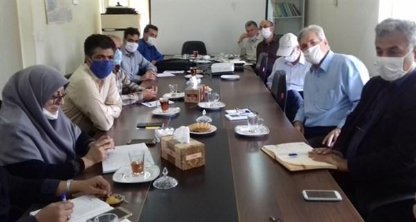 N9907011B برگزاری جلسه کمیته فنی قسمت و بخش تحقیقات زراعی باغی مرکز تحقیقات و همچنين آموزش کشاورزی گلستان