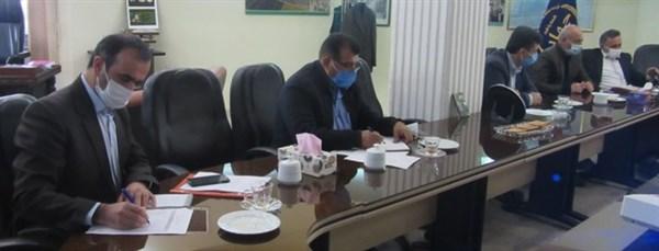 N9908193D برگزاری جلسه شورای تحقیقات، آموزش و همچنين ترویج کشاورزی استان در مرکز تحقیقات و همچنين آموزش گلستان