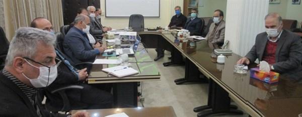 N9909031C برگزاریهفتمینجلسه شورای پژوهشی مرکز تحقیقات و همچنين آموزش کشاورزی و همچنين منابع طبیعی گلستان