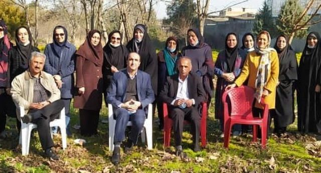 N9911211B ارائه نقل از فعالیتهای کمیته بانوان مرکزتحقیقات و همچنين آموزش گلستان به مناسبتزاد روز فرخنده حضرت فاطمه (س) و همچنين هفته گرامی داشت مقام زن سال شمسي۱۳۹۹
