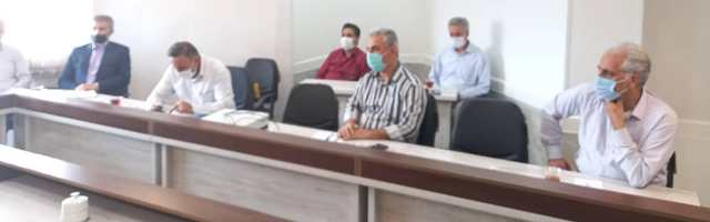 %name برگزاری جلسه با موضوع قارچ ترافل درمرکز تحقیقات و همچنين آموزش گلستان
